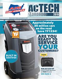 AIM Fleet America AC Tech Flyer