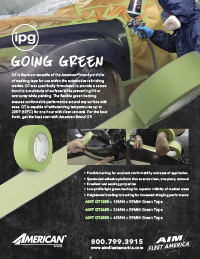 IPG Green Tape
