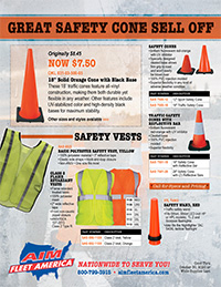 Great Safety Cone Sell Off