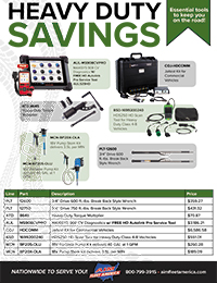 HD Savings Flyer